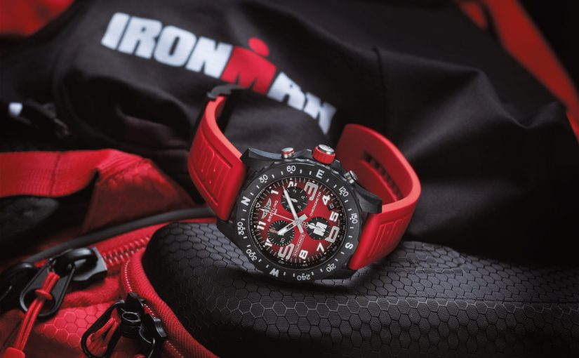 """UK Best Replica Breitling Pushes """"Athleisure"""" to New Limits with the Endurance Pro Ironman"""