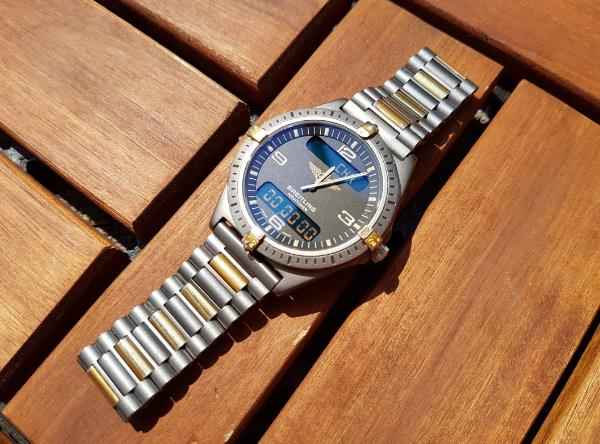 Introducing AAA Perfect UK Sale Breitling Aerospace Ref. 80360 Replica Watches Online