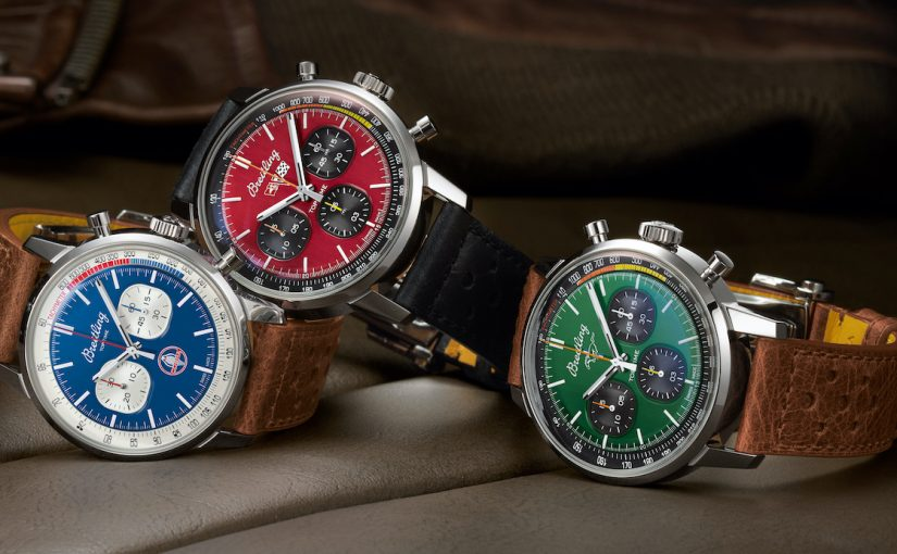 Introducing AAA High-quality Replica Breitling Top Time Classic Cars Capsule Collection UK